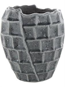 Кашпо Indoor pottery pot high square design (Nieuwkoop Europe)