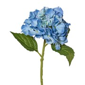 Гортензия мини голубая (искусственная) GL
