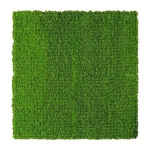 Коврик из травы L100 W100 H3,5 см зелёный (искусственная) GL