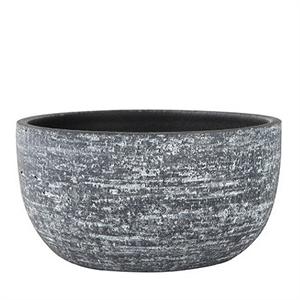 Кашпо керамическое Karlijn низкое