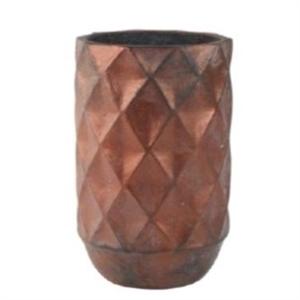 Кашпо керамическое Lux