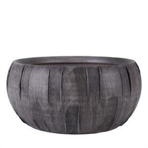 Кашпо керамическое Mirte низкое