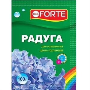 """BONA FORTE""""Радуга"""" средство для изменения цвета гортензий100 г"""