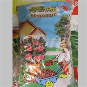 Керамзит Кругляшки2 л 10 шт.