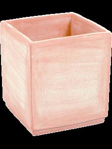 Кашпо Terra cotta basic cubo (Nieuwkoop Europe)