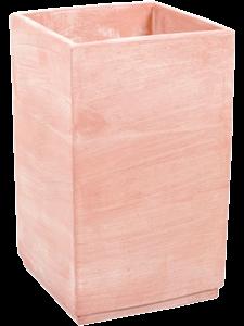 Кашпо Terra cotta basic cubo высокое (Nieuwkoop Europe)