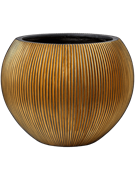 Кашпо Capi nature groove vase ball