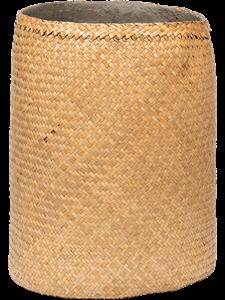 Кашпо Bohemian yara seagrass (Pottery Pots )