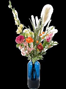 Букет xl flower power (искусственный) Nieuwkoop Europe