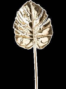 Монстера лист золотой (искусственный) Nieuwkoop Europe
