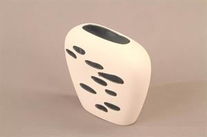Ваза керамическая Беппа L25 W10/4,5 H24 см