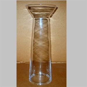 Ваза стеклянная D20 H50 см