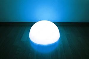 Декоративная фигура Flox Полусфера с подсветкой