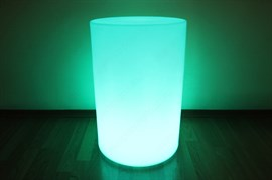 Декоративная фигура Flox Цилиндр с подсветкой